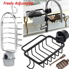 storagerack, Bathroom, Adjustable, Home Decor