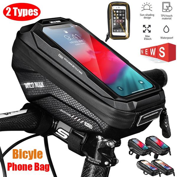 mobilephonebag, bicyclesoftseat, bikephoneholder, Sports & Outdoors