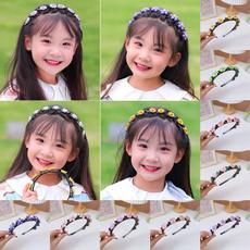 cute, Princess, Sunflowers, girlshairclip