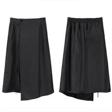 long skirt, scottishlongskirt, Waist, Elastic