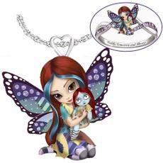 butterfly, Fashion, doll, freestuff