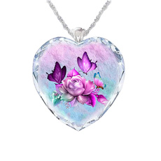 butterfly, Sterling, Fashion, for girls