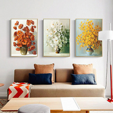 living, art, Colorful, Wall