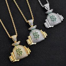 Punk jewelry, Fashion Accessory, hip hop jewelry, punk necklace