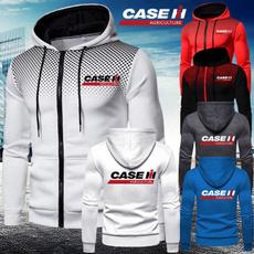 case, caseih, Fleece, sportjacket
