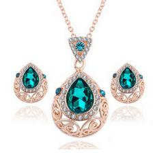 Jewelry, Drop, water, Earring