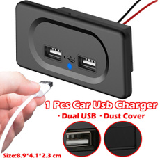 charger, carpoweradapteroutlet, usb, usbcarcharger