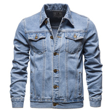 Casual Jackets, Fashion, men clothing, denim jacket