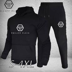Fashion, pullover hoodie, pants, Athletics