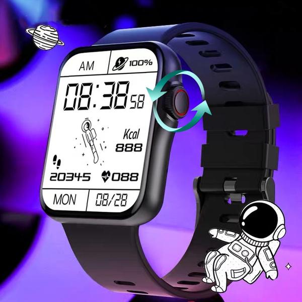 heartratemonitor, Touch Screen, applewatch, iwo13