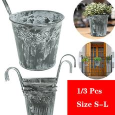 Mini, hangingflowerpot, Flowers, gardenplantholder