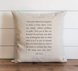 Home & Kitchen, Decor, personalized pillowcase, decorationpillow