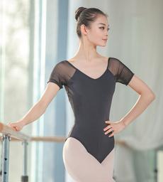 Ballet, Shorts, Sleeve, Dancing