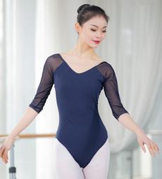 Ballet, Sleeve, Dancing, onepiece