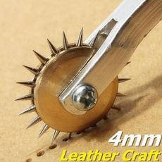 stitchingleather, overstitchwheel, Stainless Steel, leatherstitching