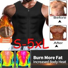 Vest, Men, waisttrainercorset, bodyslimming