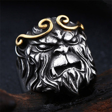 Sterling, men_rings, Unique, Jewelry