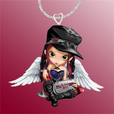 party, Fashion, Jewelry, Angel