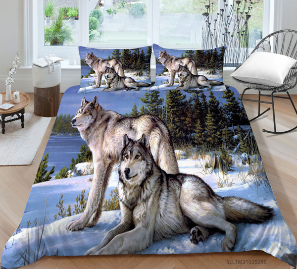 kingcomforterset, Fashion, Home Decor, Animal