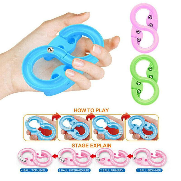 Mini, antistre, Toy, fidgettoyspack