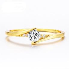 Diamond Ring, DIAMOND, Love, wedding ring