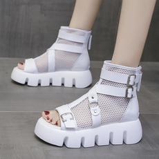 Summer, Fashion, bottomofcake, Boots
