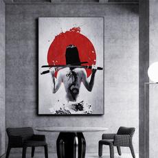 japanesehomedecor, art, Home Decor, kimonowomenpainting