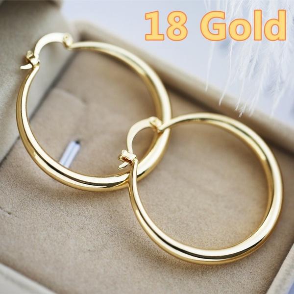 pendantearring, Fashion, Jewelry, gold