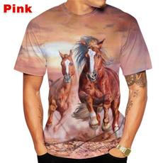 fashiontshirtmen, horse, Fashion, menssummertshirt