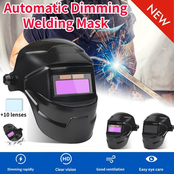 weldingprotection, Helmet, weldinghelmet, automaticdimmingweldingmask