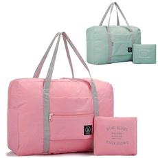 waterproof bag, Fashion, Capacity, Nylon