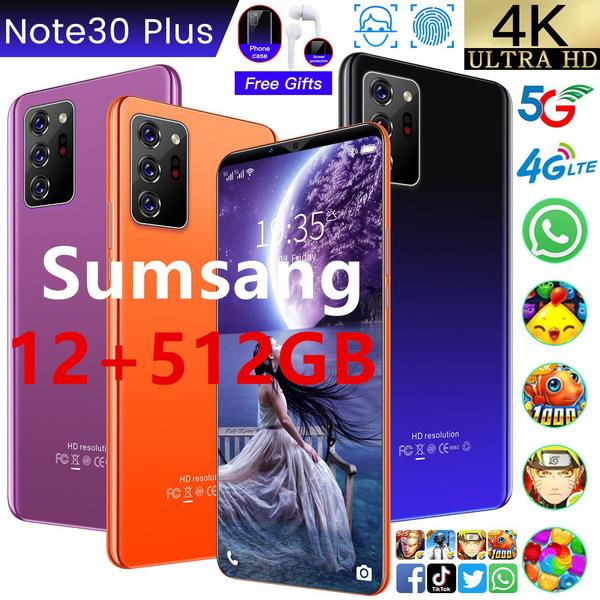 cellphone, Smartphones, faceunlock, samsungnote20