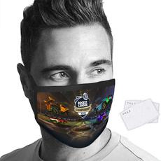 league, rocket, washable, Masks