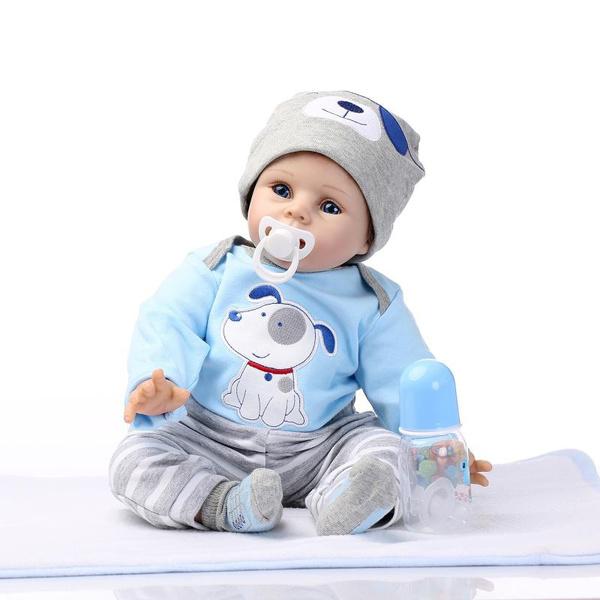 Blues, Mini, Toy, cute