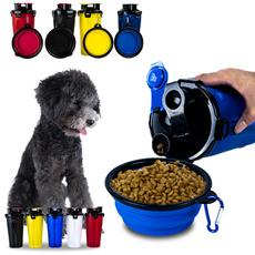 feedingbottle, Outdoor, pet bowl, dogfoodbowl