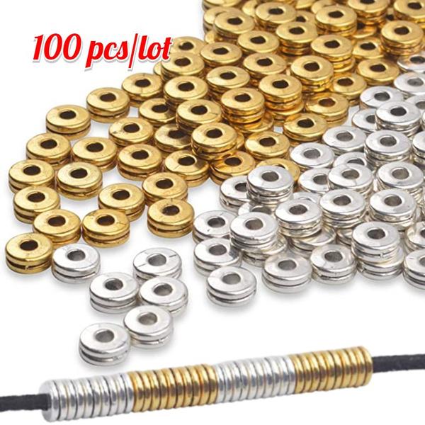 flatroundbead, Necklace, Jewelry Making, Bracelet