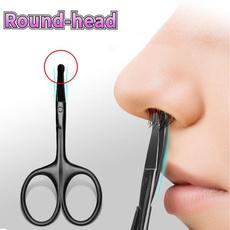 roundheadscissor, Stainless Steel Scissors, Head, unisex