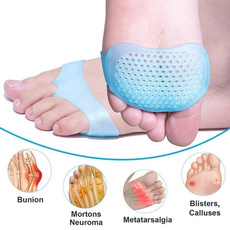 Silicone, orthotic, footprotector, Shoes
