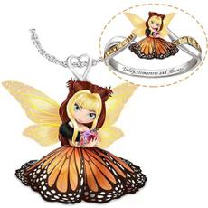 butterfly, Women, Fashion, Jewelry