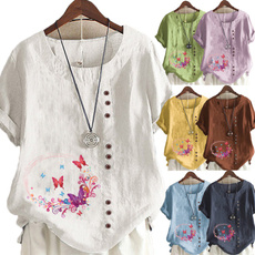 Summer, Fashion, Graphic T-Shirt, short sleeves