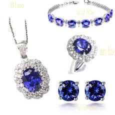 Blues, Stone, DIAMOND, Jewelry