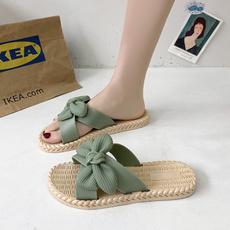 butterfly, beach shoes, Sandals, Summer