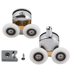 Brass, pulley, Door, 25mm