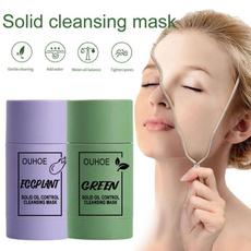 Green Tea, cleansingmudmask, Clay, Masks