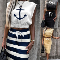Summer, Vest, Fashion, Skirts