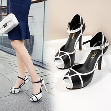 Summer, Head, Fashion, Women Sandals