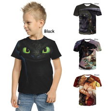 Funny T Shirt, kids clothes, printed, Train