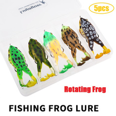 floatingbait, basslure, Fishing, topwaterfroglure