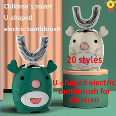 automatictoothbrush, Head, Electric, Silicone