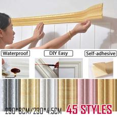 Home & Kitchen, walledgingstrip, selfadhesivewallpaper, Waterproof